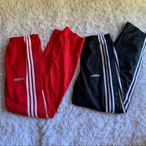 Vintage Adidas Breakaway Pants Bundle